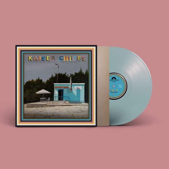 Duck Ice Blue Vinyl