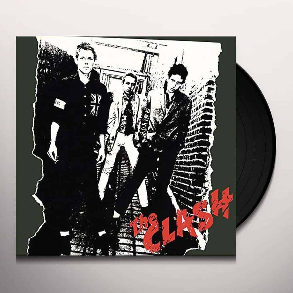 The Clash Vinyl