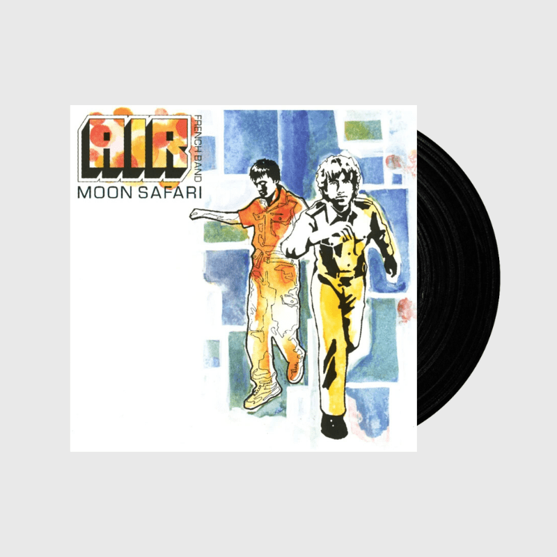 Moon Safari Vinyl