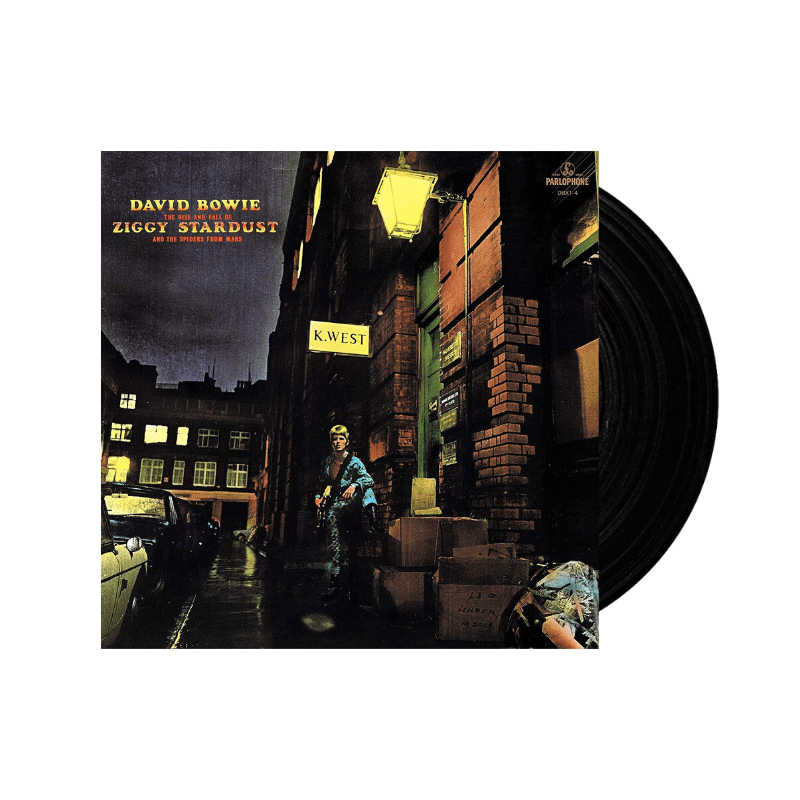 The Rise and Fall of Ziggy Stardust and the Spiders from Mars Heavyweight Vinyl