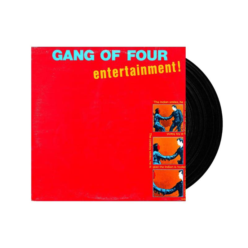 Entertainment Heavyweight Vinyl