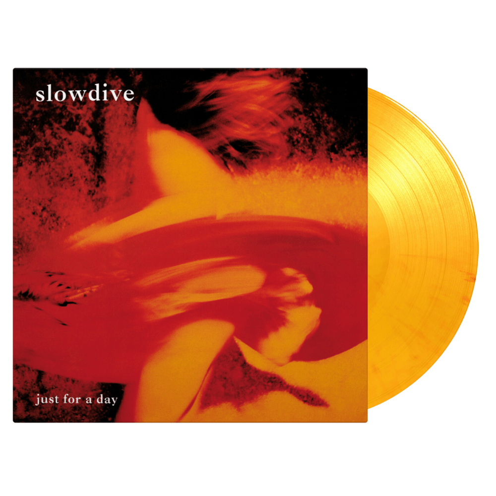 Just For A Day Coloured Heavyweight Vinyl