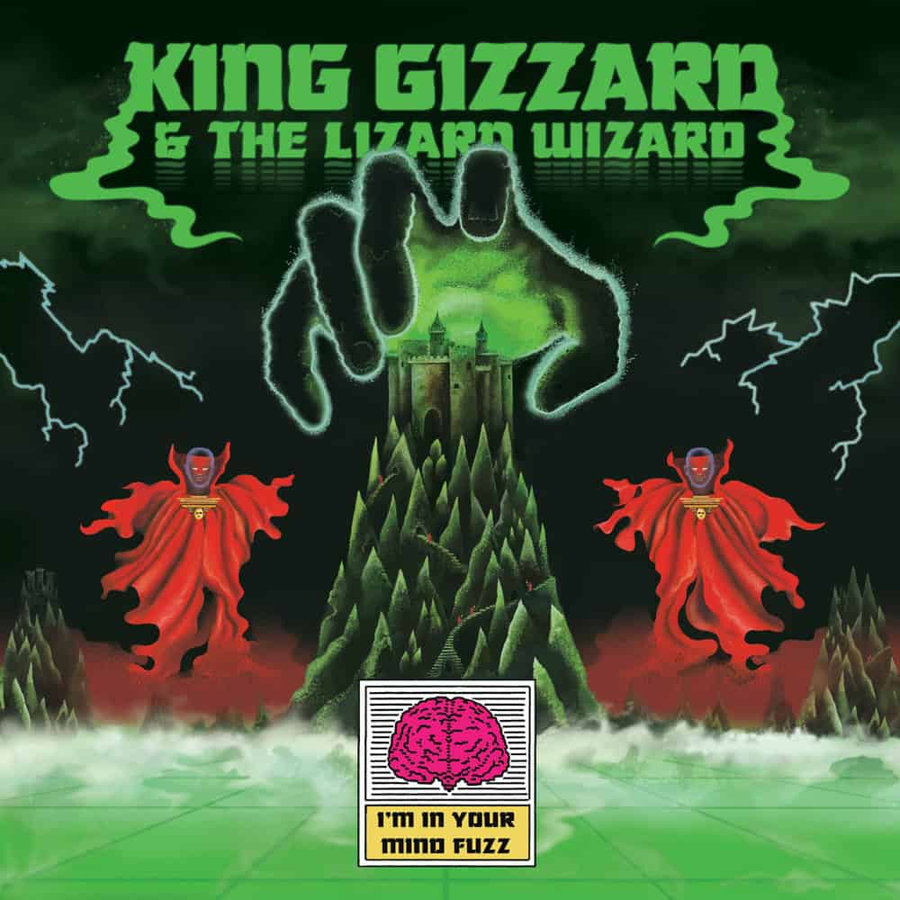 I'm In Your Mind Fuzz Coloured Vinyl