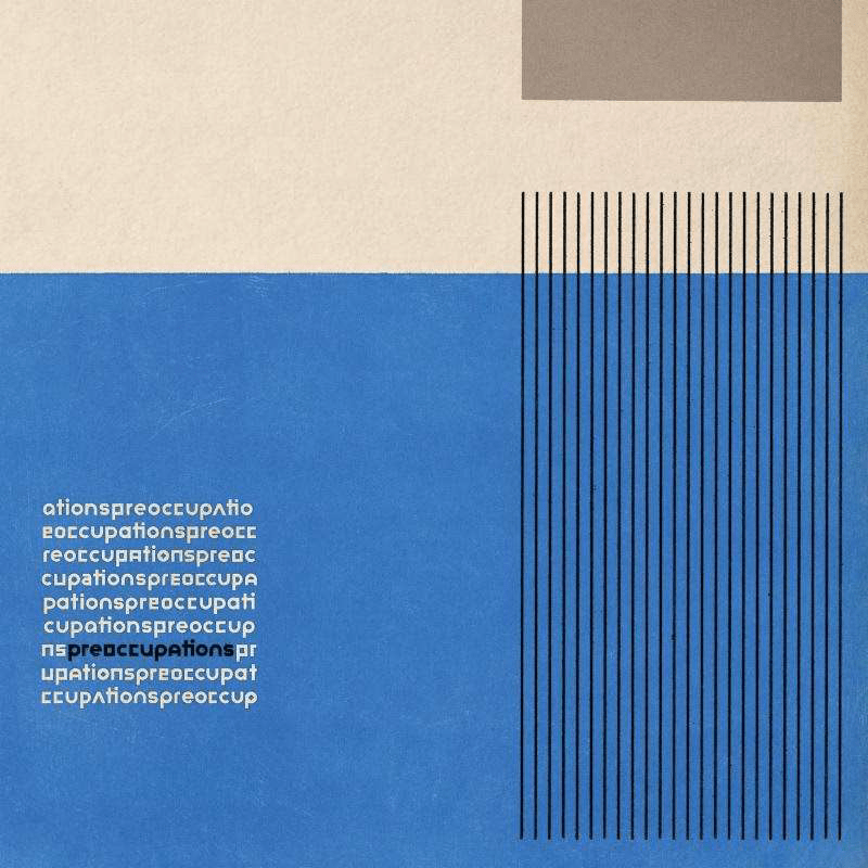 Preoccupations Taupe Vinyl