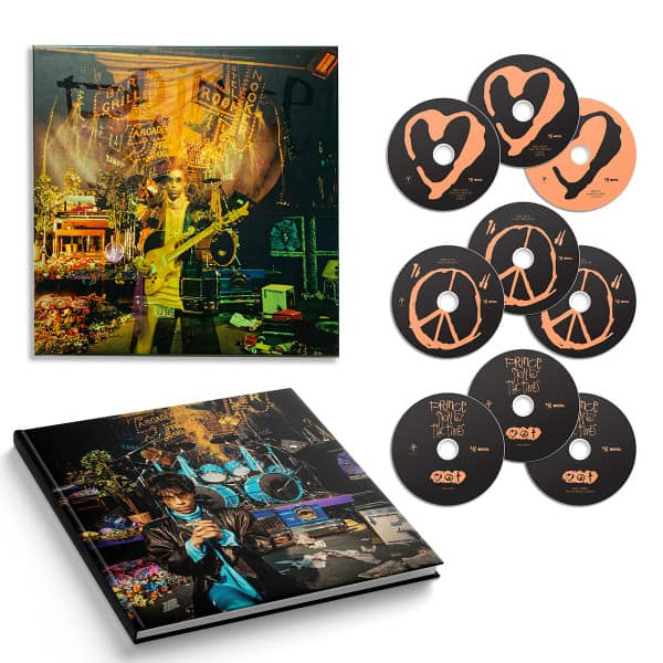 Sign O' The Times Super Deluxe Edition 8CD+DVD Boxset