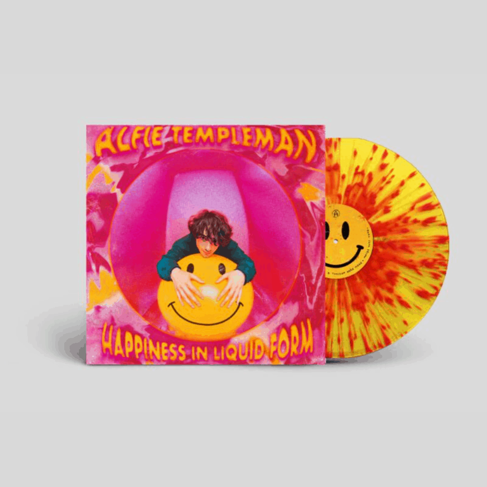 Happiness In Liquid Form Coloured 10 Inch Vinyl