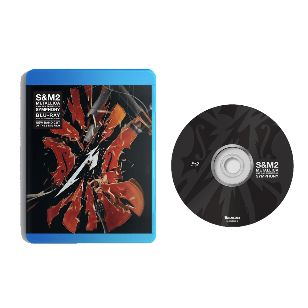 S&M2 Blu-ray