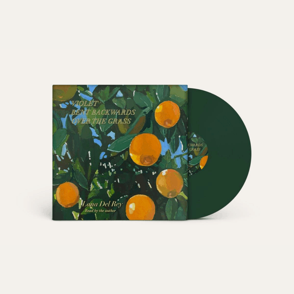 Violet Bent Backwards Over The Grass Green Heavyweight Vinyl