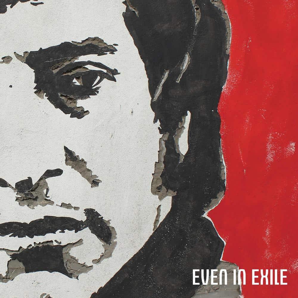 Even In Exile Blue Vinyl