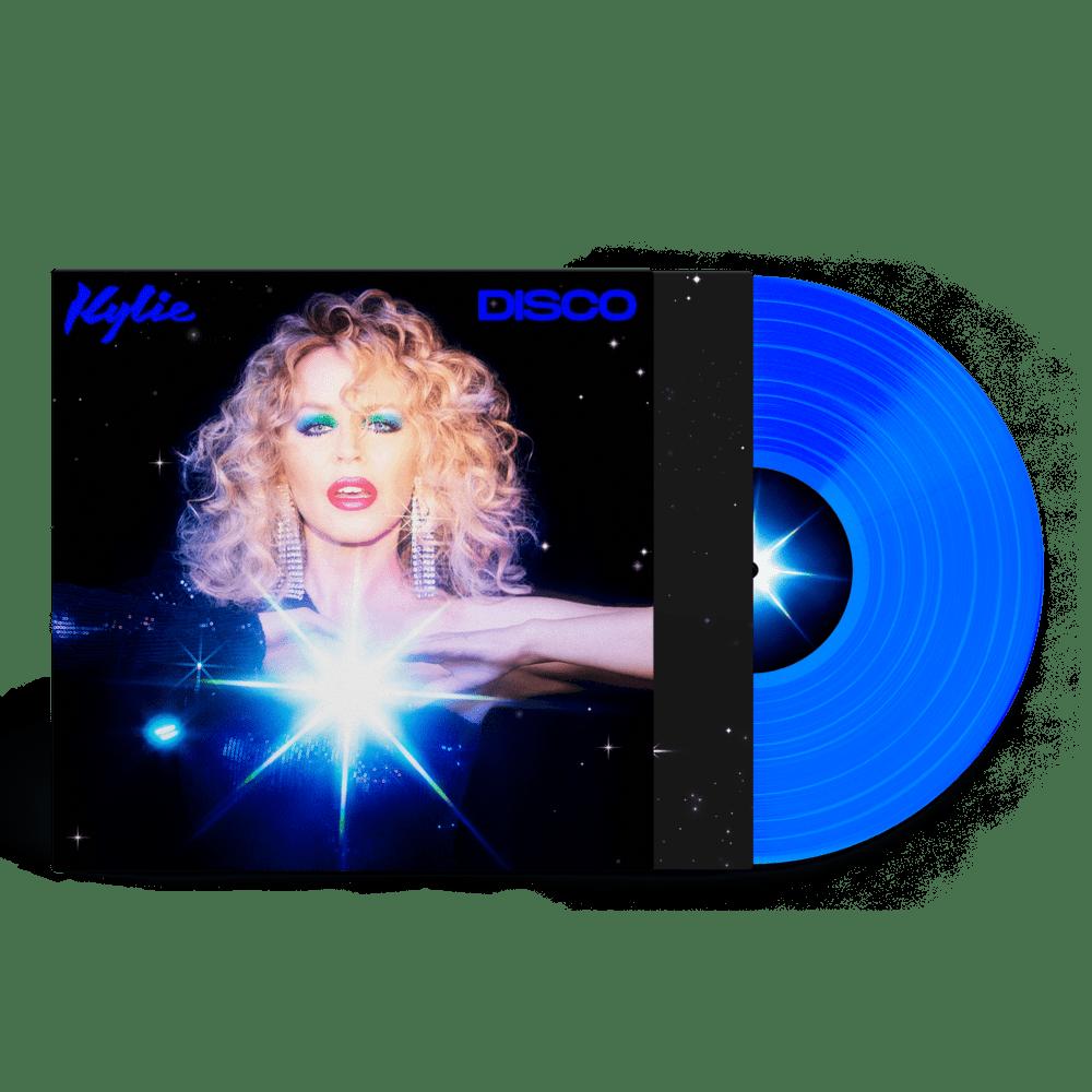 Buy Online Kylie - Disco Blue