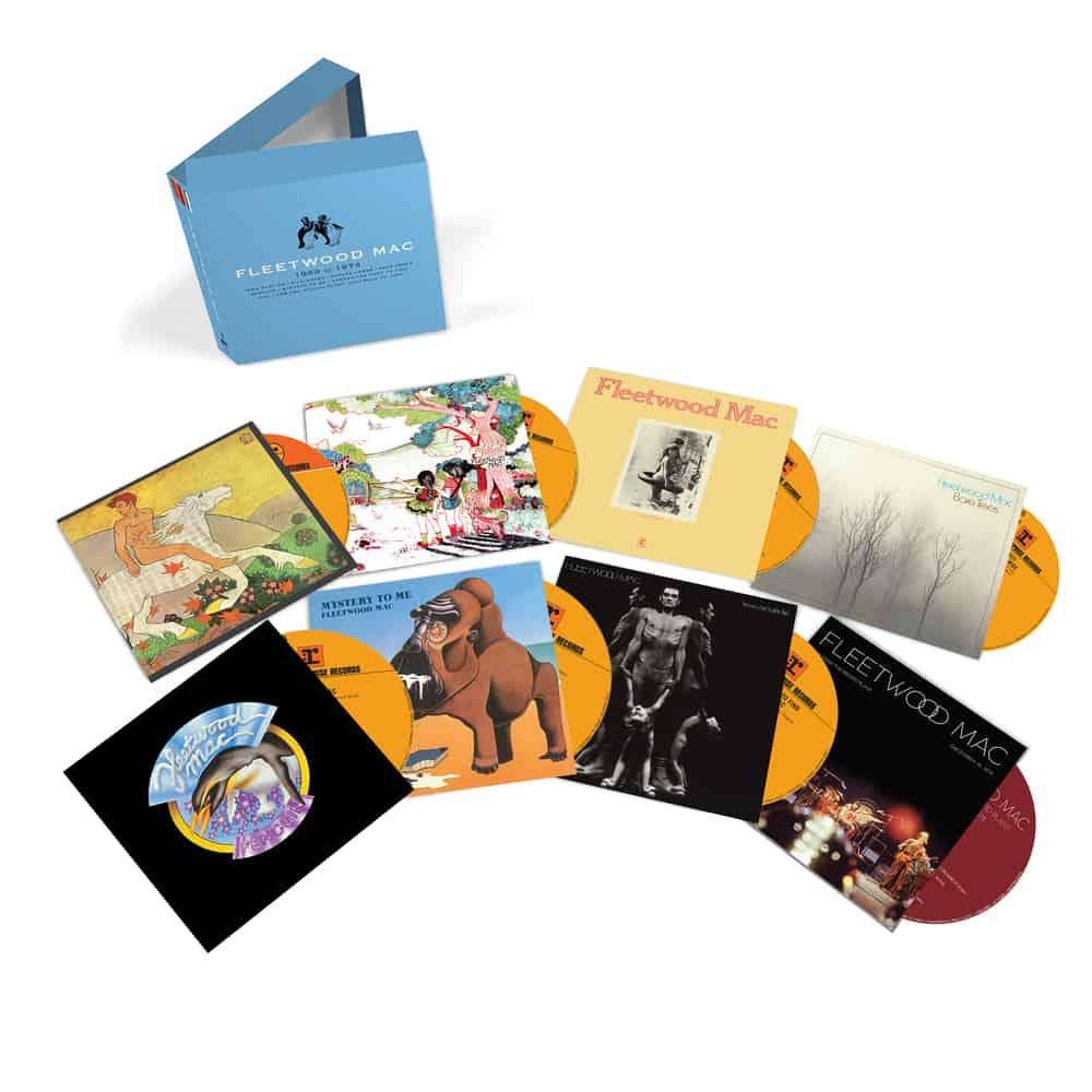 Fleetwood Mac 1969-1974 8CD Boxset