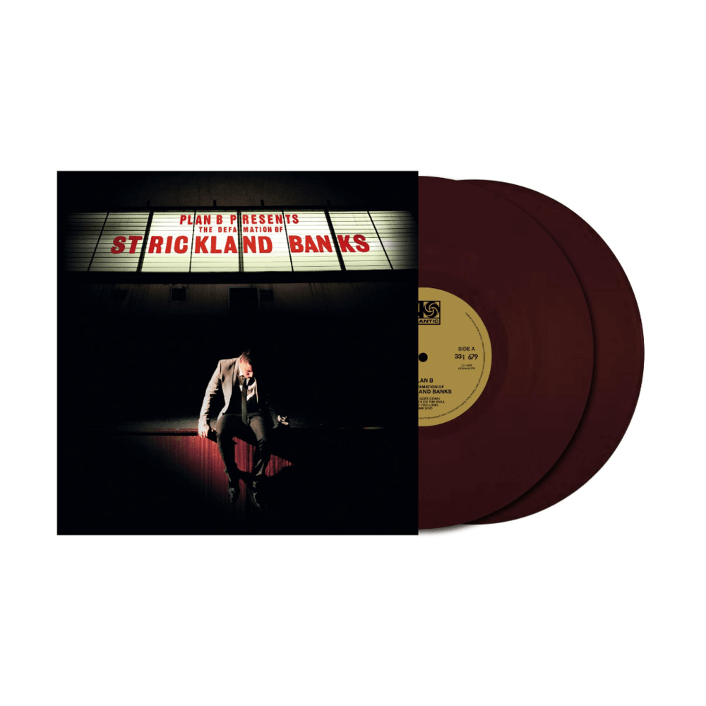 Buy Online Plan B  - The Defamation Of Strickland Banks  - 10th Anniversary Ox Blood