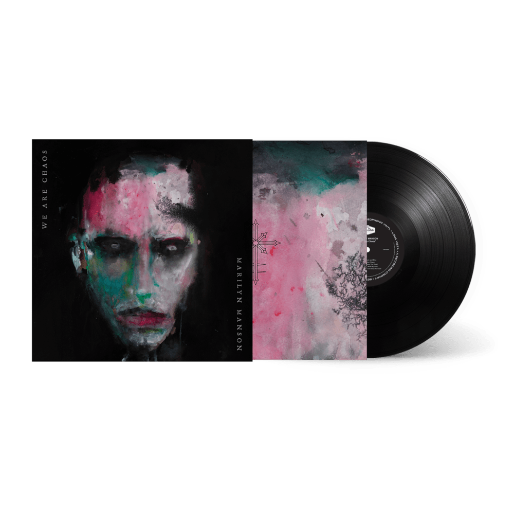 WE ARE CHAOS Vinyl