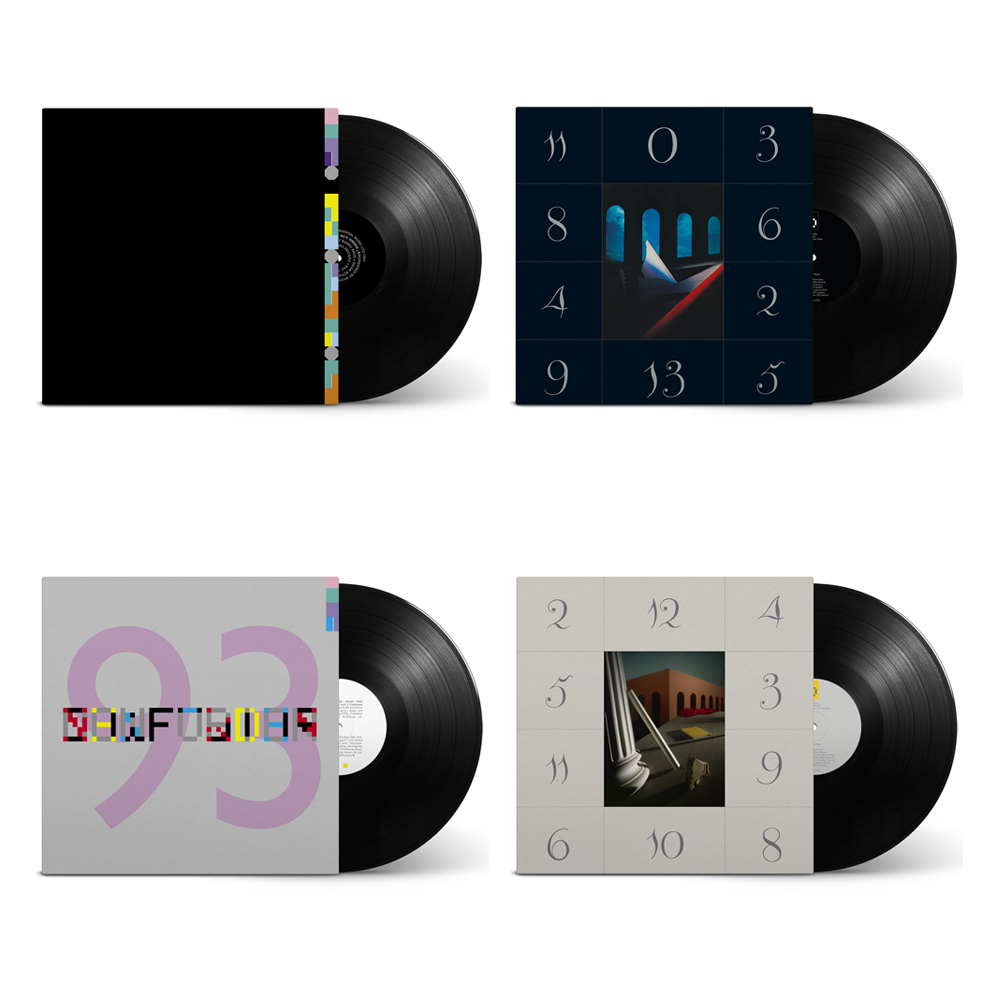 2020 Remastered Vinyl Bundle - Blue Monday / Confusion / Thieves Like Us / Murder