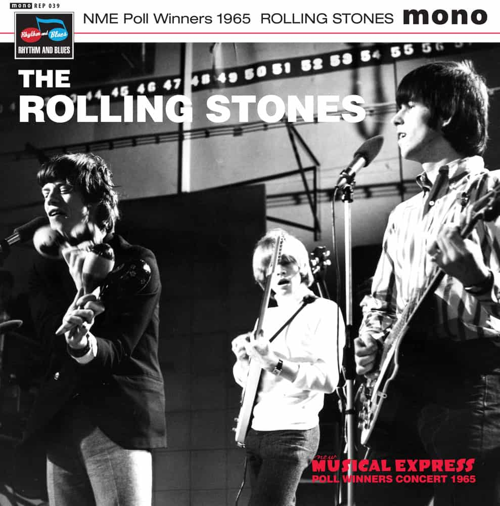 Buy Online The Rolling Stones - NME Poll Winners 1965 EP