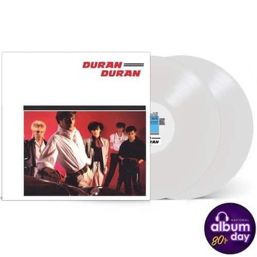Duran Duran White Double Heavyweight Vinyl