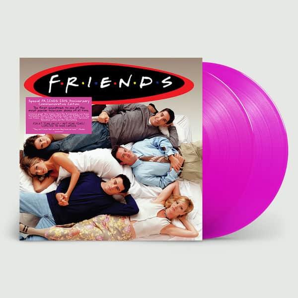 Buy Online Various Artists - Friends Original Soundtrack Pink