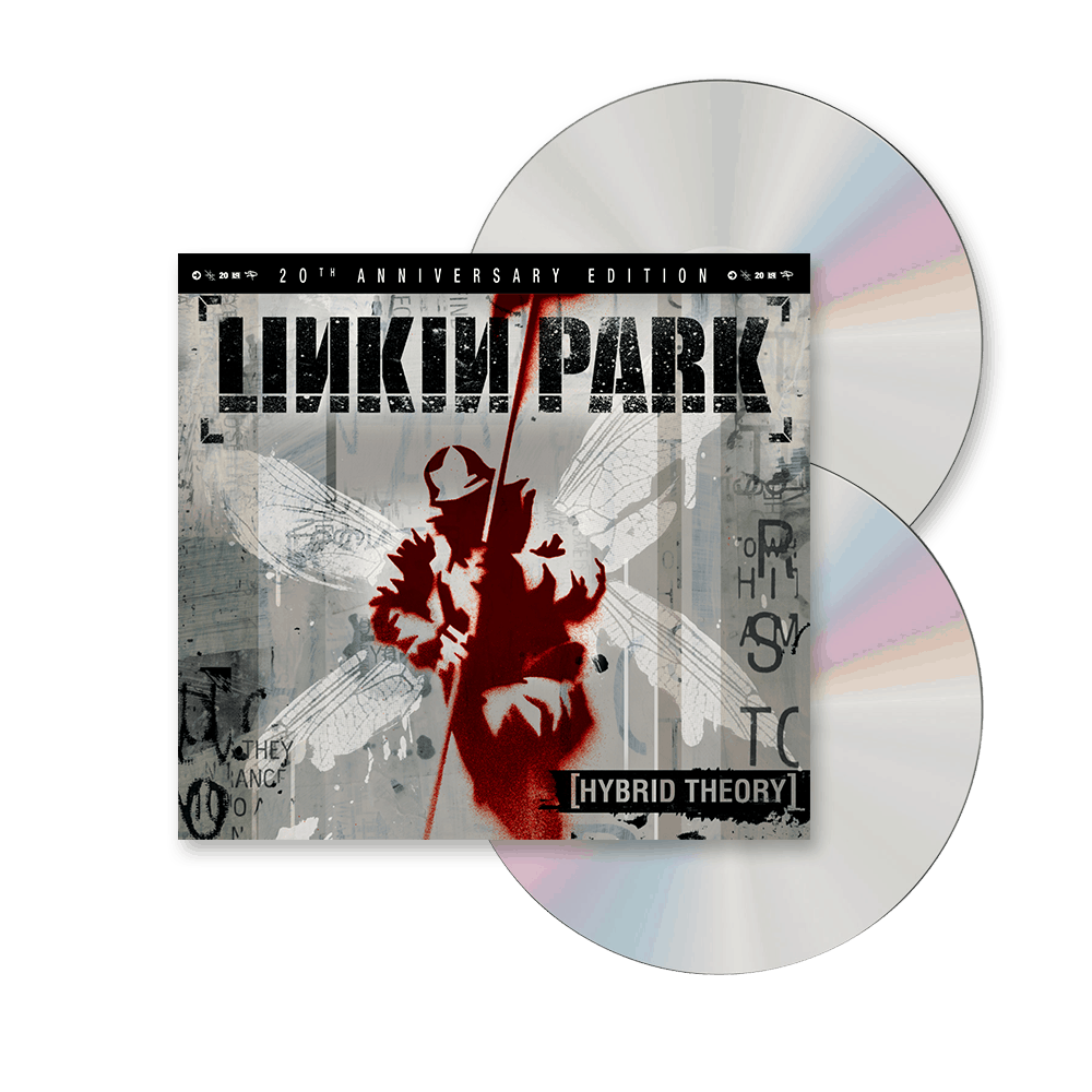 Hybrid Theory Deluxe CD