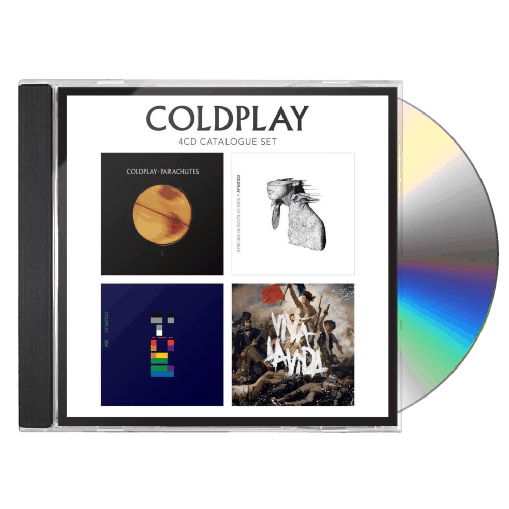 Catalogue Set Deluxe CD