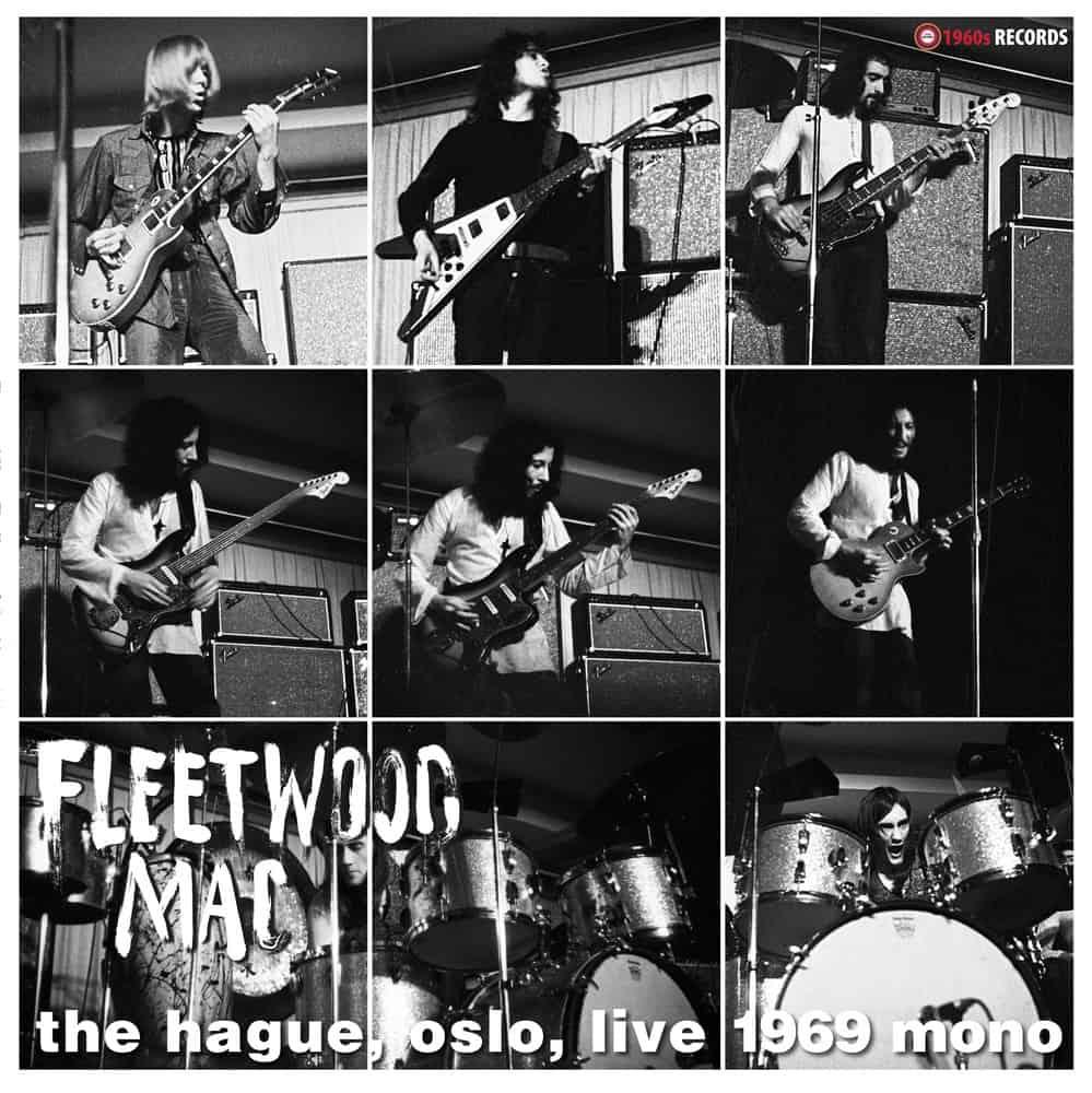 Live 1969 (Oslo & The Hague) Vinyl