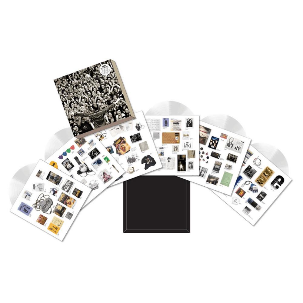 Beautiful Ones: The Best Of Suede 1992 - 2018 6LP Boxset