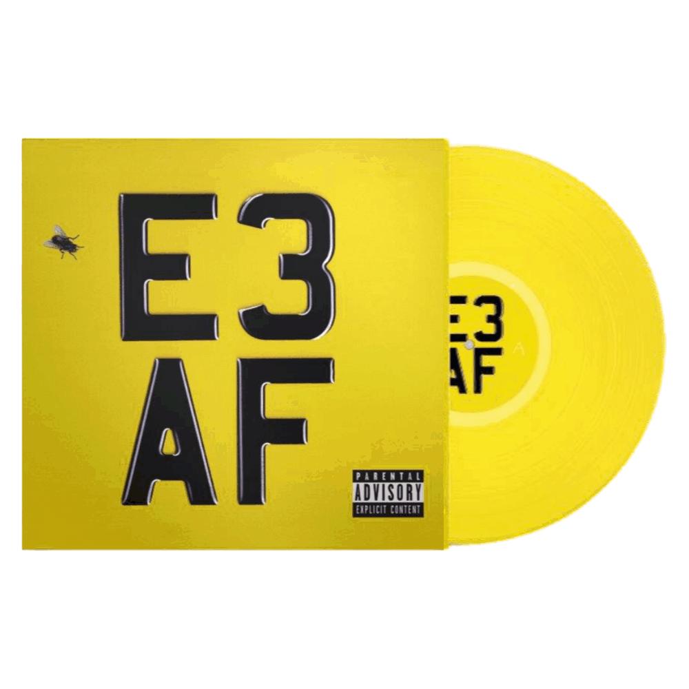 E3 AF Yellow Vinyl
