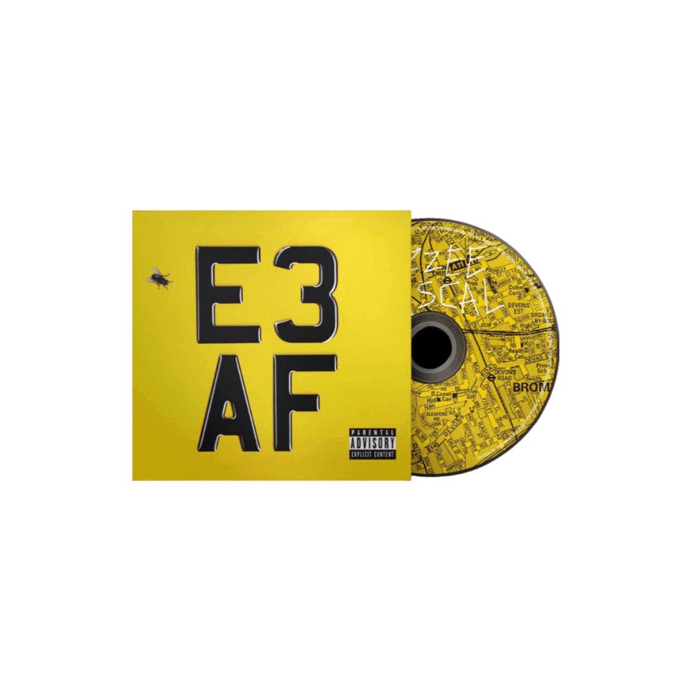E3 AF CD