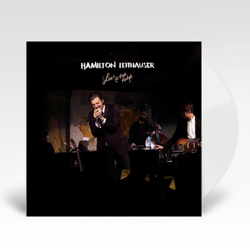 Live at Cafe Carlyle White Vinyl