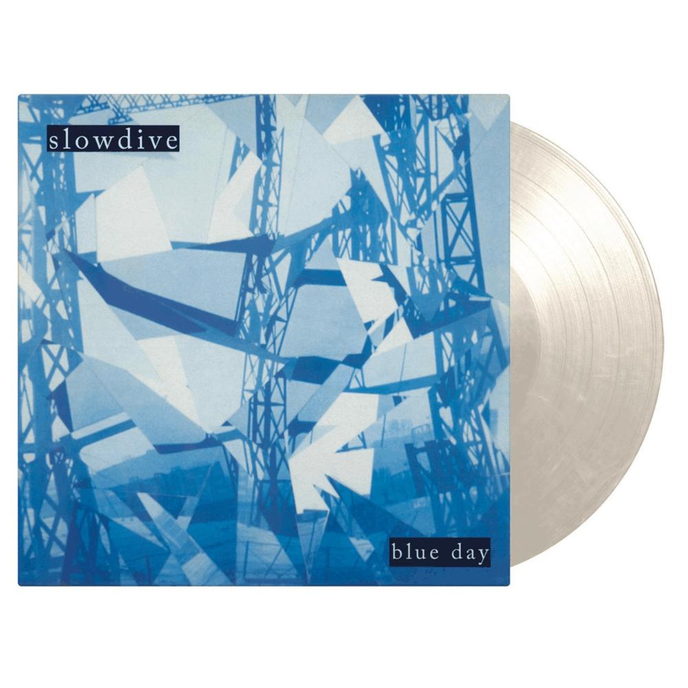 Blue Day White Heavyweight Vinyl