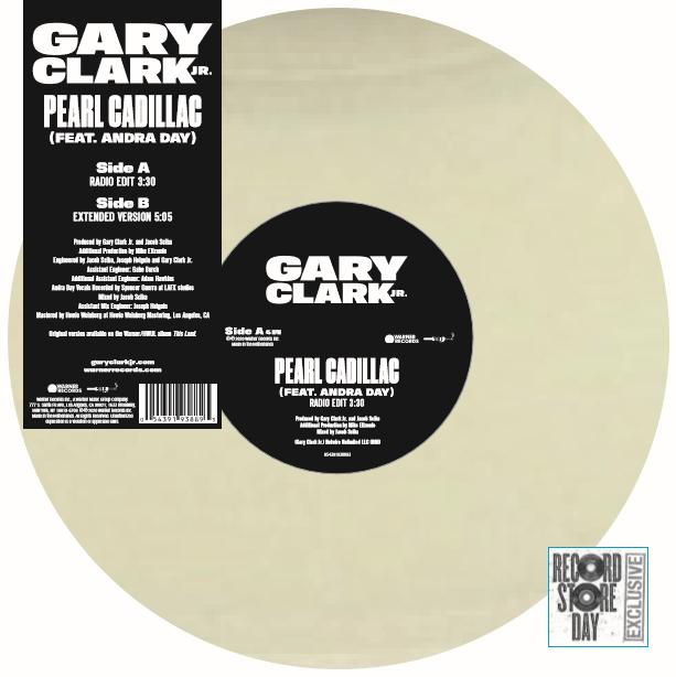 Townsend Music Online Record Store Gary Clark Jr