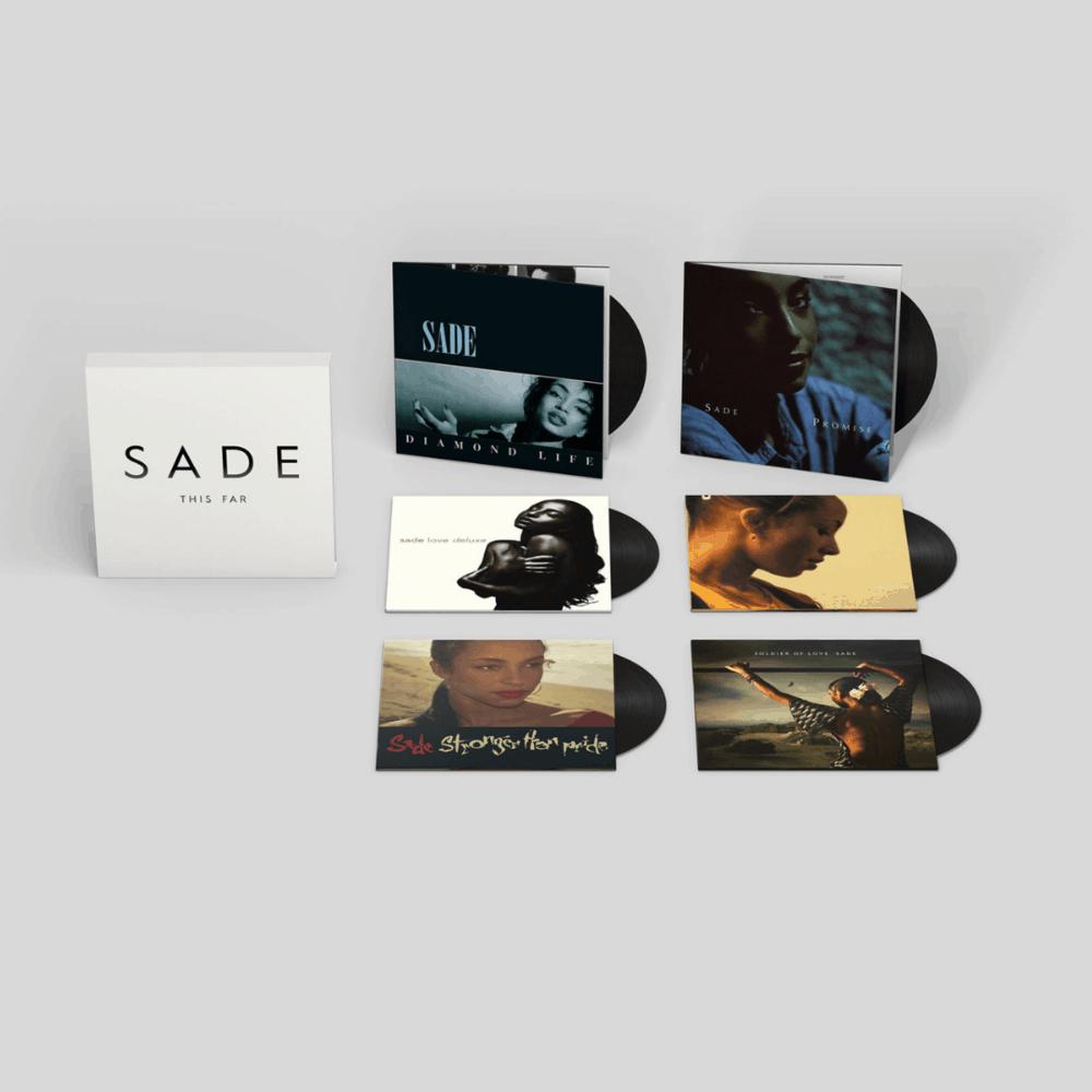 Buy Online Sade - This Far 6LP