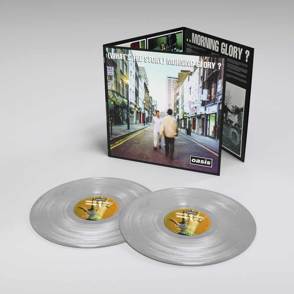 Buy Online Oasis - (What's The Story) Morning Glory? 25th Anniversary Silver