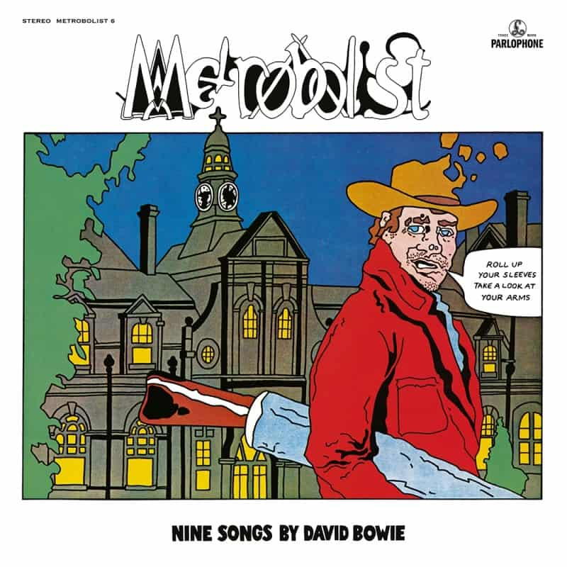 Buy Online David Bowie - Metrobolist (aka The Man Who Sold The World) Vinyl + CD