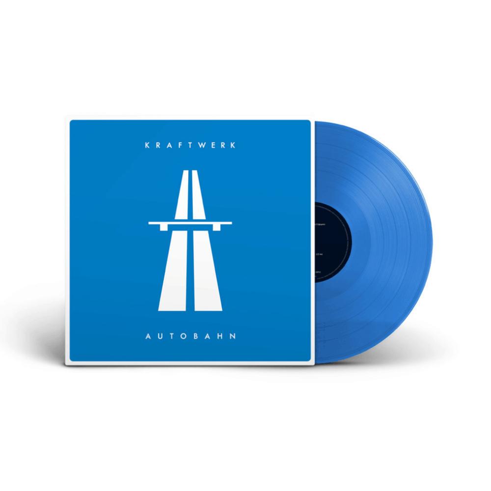 Autobahn Blue Vinyl