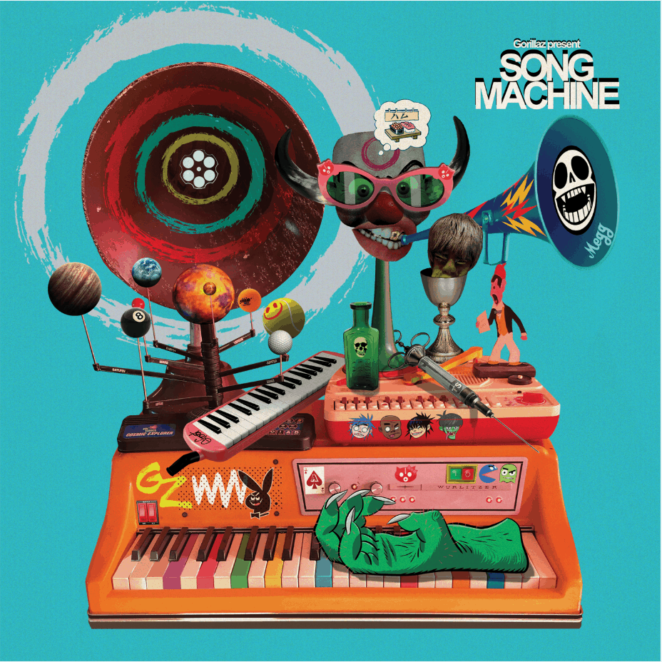 Song Machine: Season One - Strange Timez CD