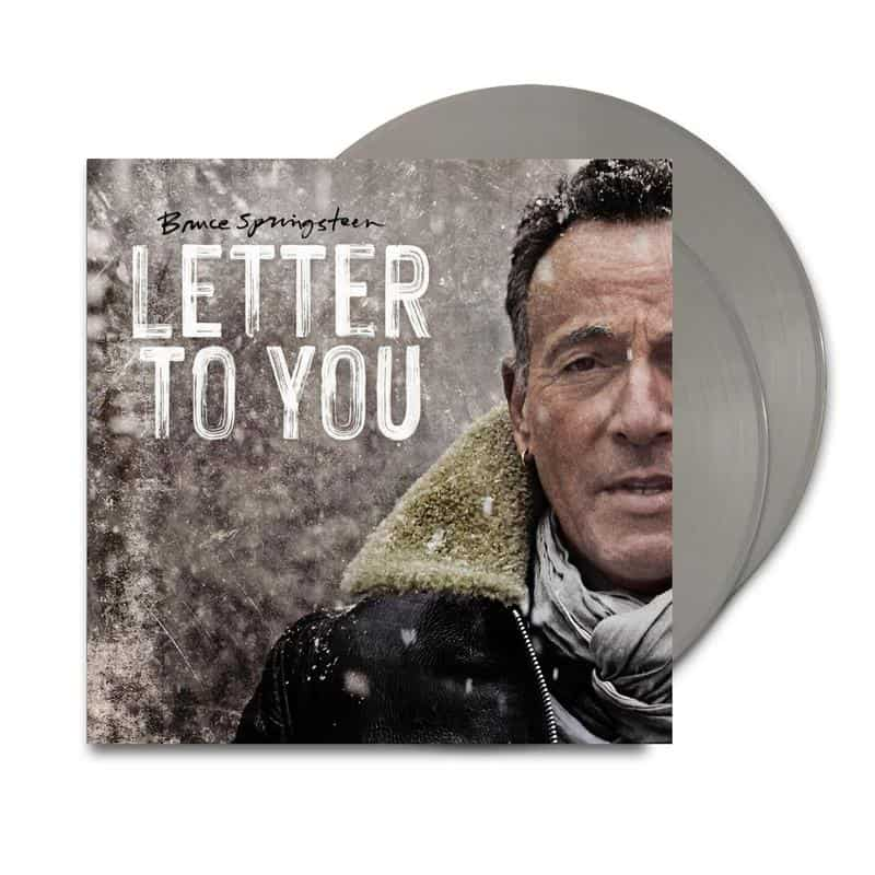 Buy Online Bruce Springsteen - Letter To You Grey