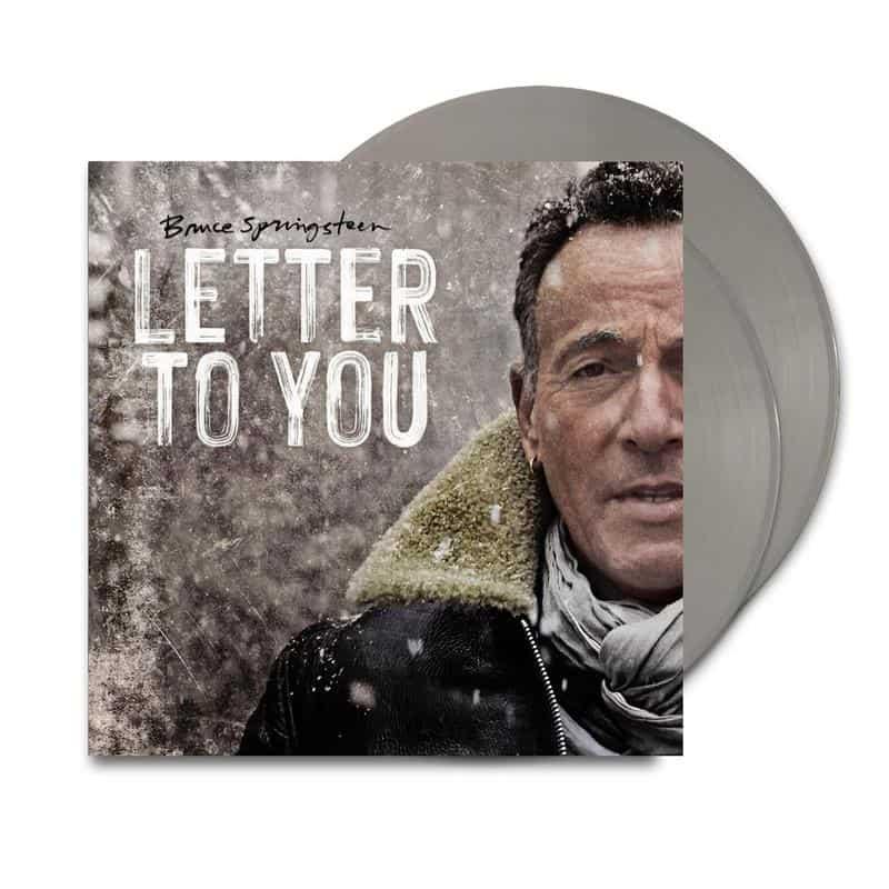 Buy Online Bruce Springsteen - Letter To You Grey
