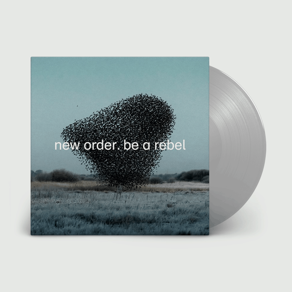 Buy Online New Order  - Be a Rebel Grey Dove Grey
