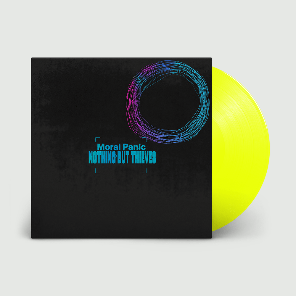Buy Online Nothing But Thieves - Moral Panic Limited Edition Neon Yellow