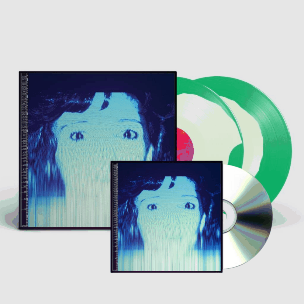We Will Always Love You Limited Edition Coke Bottle Green & Kelly Green Colour in Colour 2LP + CD