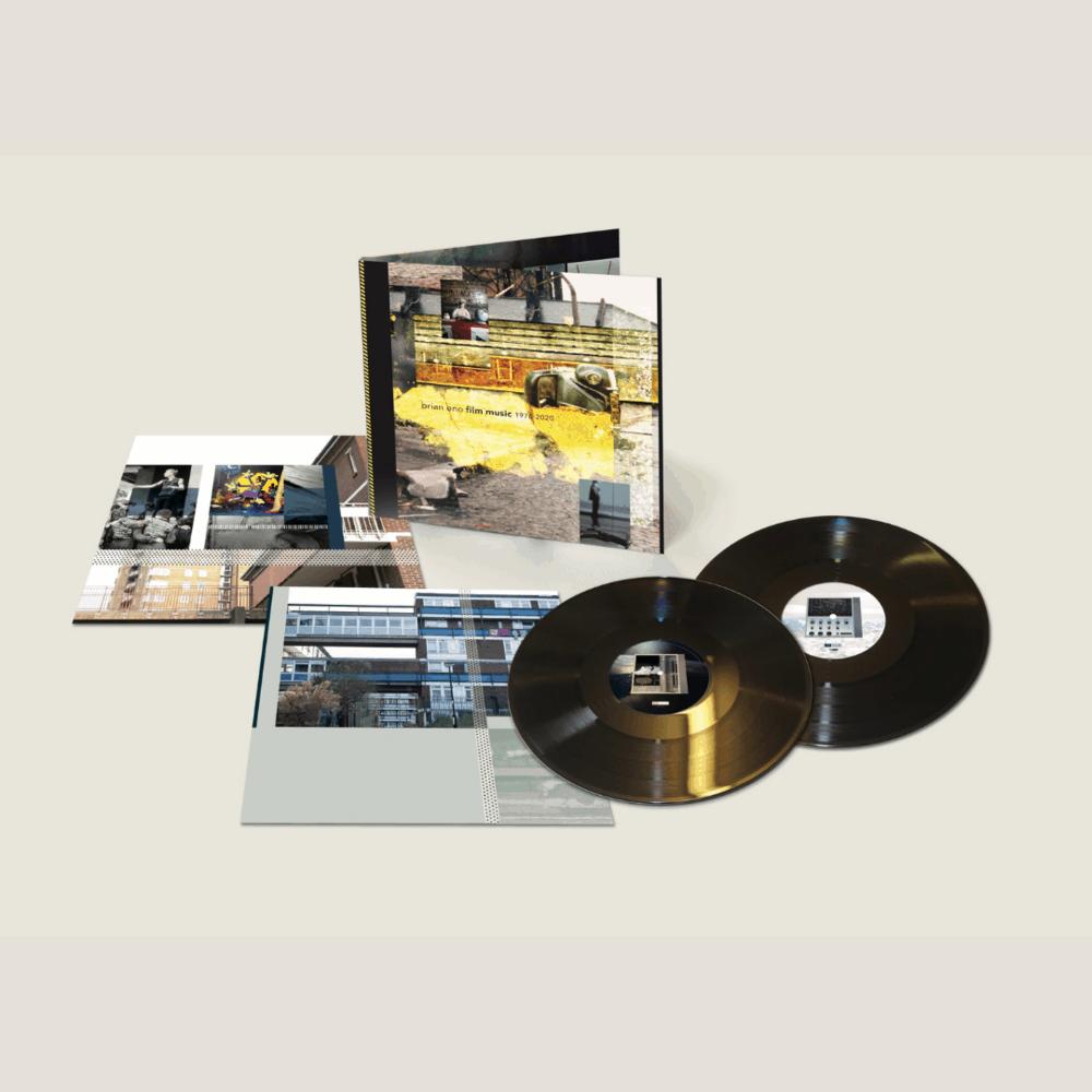 Film Music 1976 - 2020 Double Vinyl