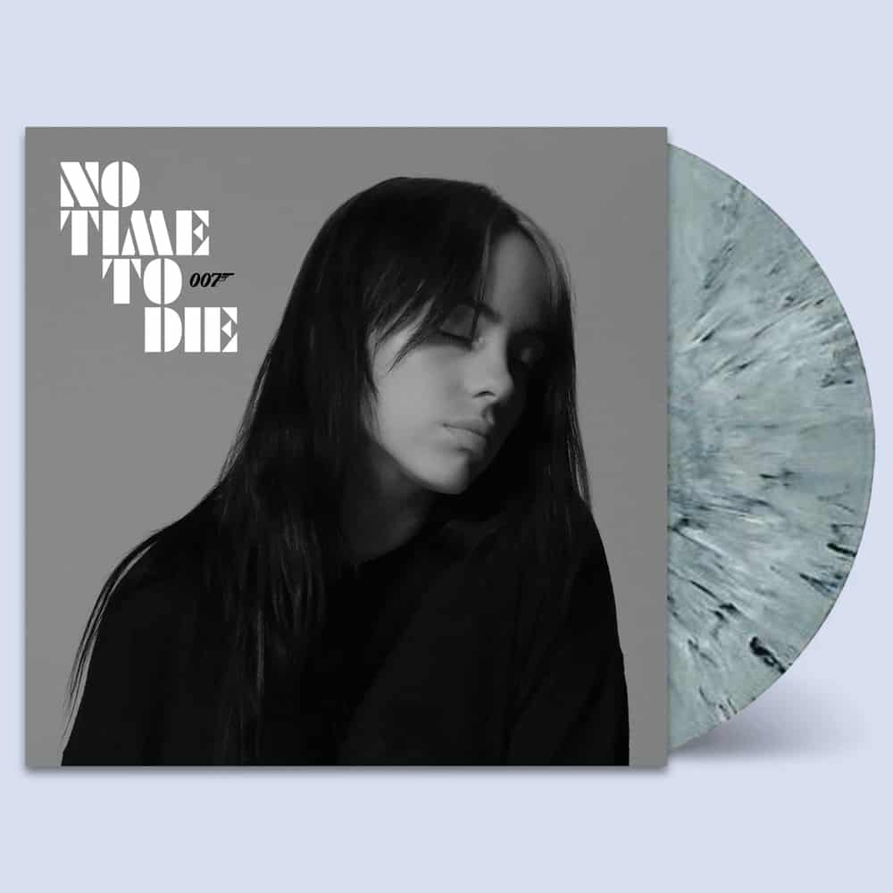 No Time To Die Coloured 7 Inch Vinyl