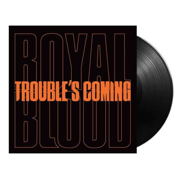 Trouble's Coming  7 Inch Vinyl