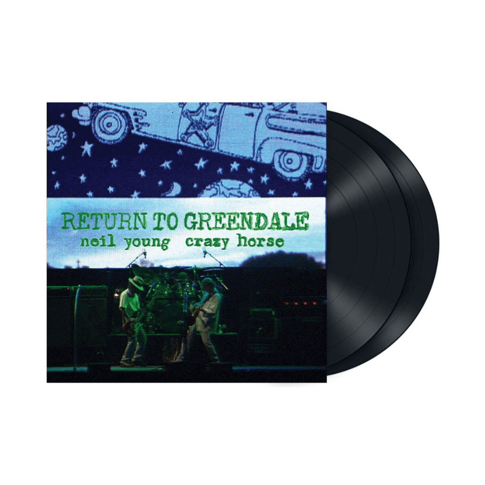 Return To Greendale Double Vinyl