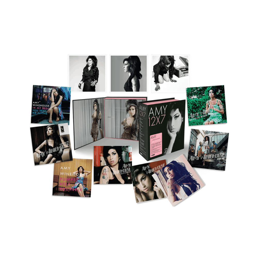 Buy Online Amy Winehouse  - 12x7: The Singles Collection