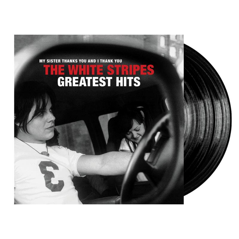The White Stripes Greatest Hits Double Vinyl