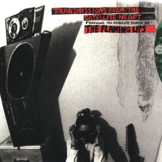 Buy Online The Flaming Lips  - Transmissions From The Satellite Heart Black And White