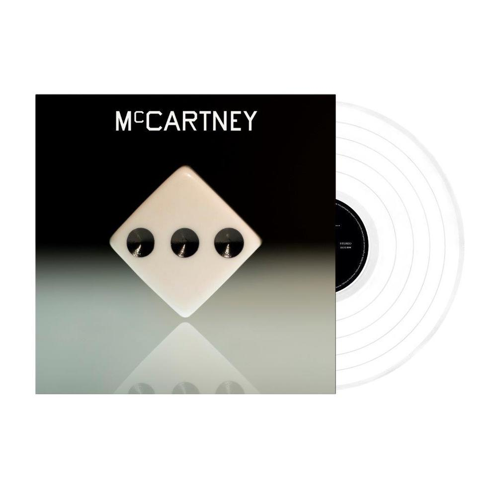 Buy Online Paul McCartney - McCartney III White