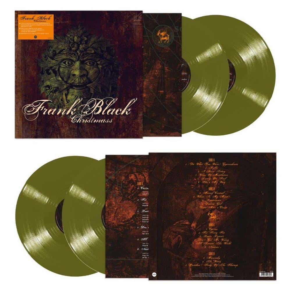 Buy Online Frank Black - Christmass Green