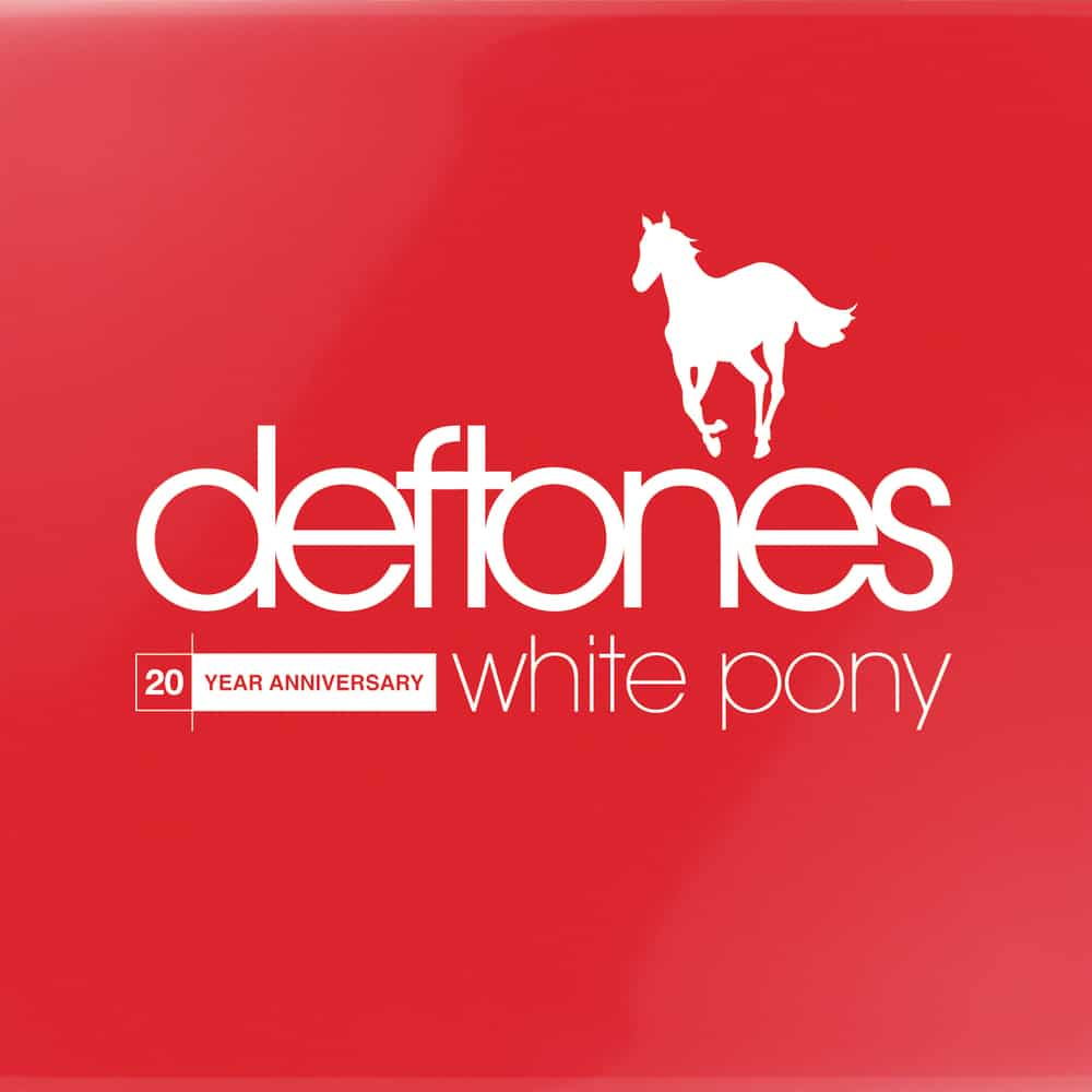 White Pony (20th Anniversary Deluxe Edition) 2CD Deluxe CD